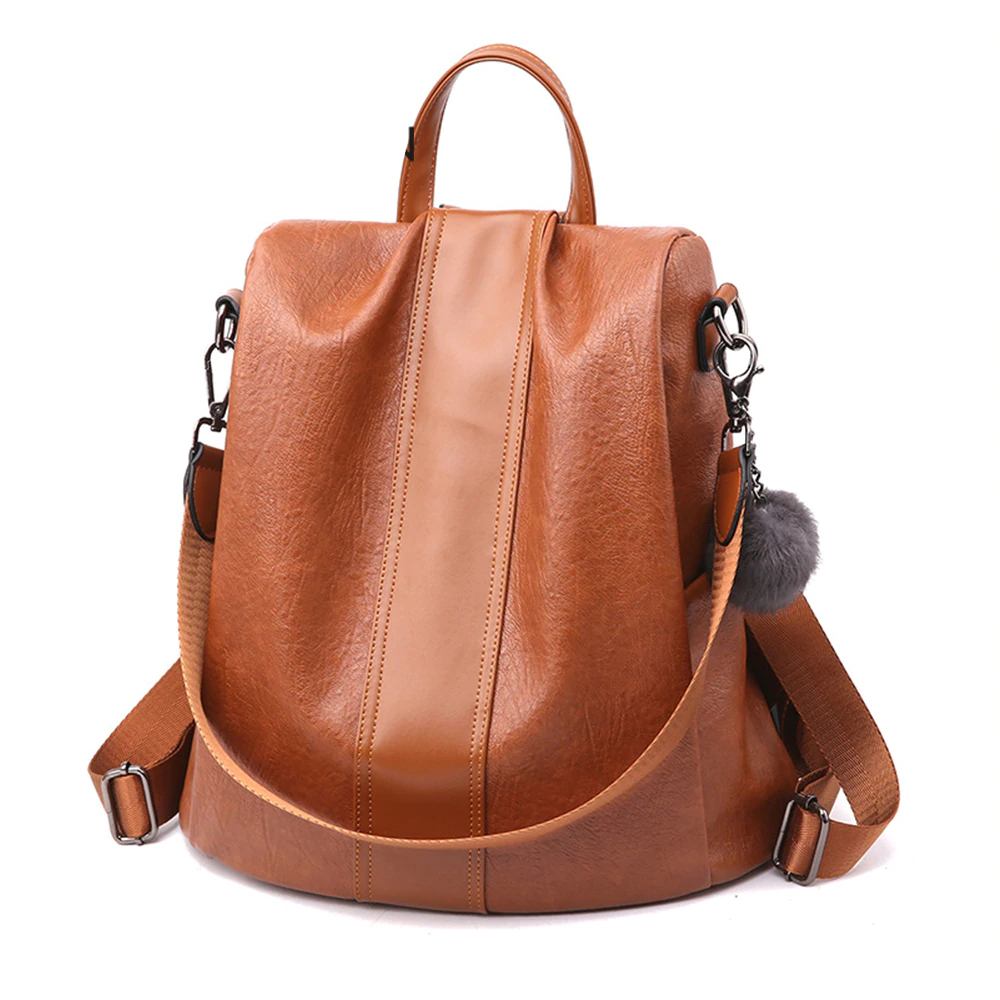 467a7171f4011 Fasha - Ekstrawagancki damski plecak ze Skóry Ekologicznej P37 - Torebki na  każdą okazję